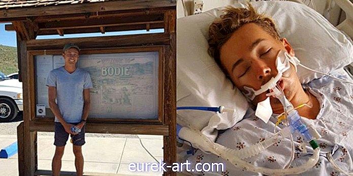 22-Jährige erkrankt an tödlichem Virus, nachdem sie in der State Park-Hütte übernachtet hat