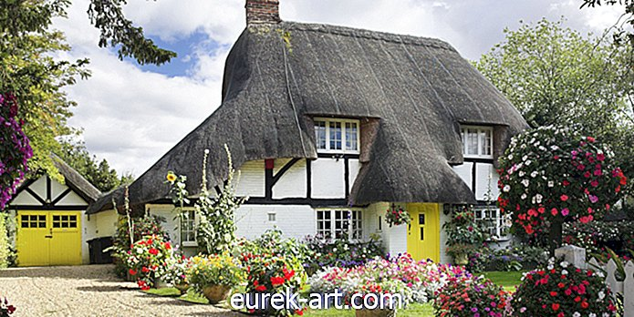 vie à la campagne - 11 photos de English Country Cottages qui nous font vouloir un maintenant