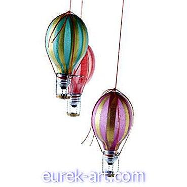 Tehke need: Danny Seo kuumaõhupalli kaunistused