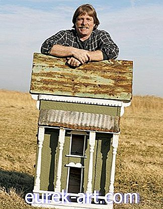 Rick LaChance, Birdhouse Maker