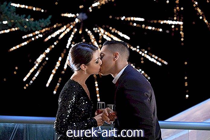 """Hallmarks """"A Midnight Kiss"""" wurde in einer romantischen Stadt gedreht, die perfekt für Neujahr ist"""