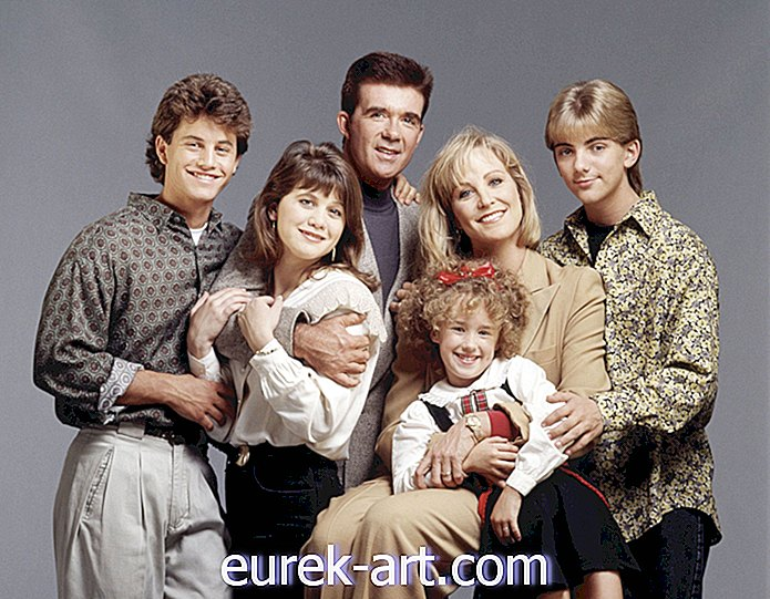"The Cast of ""Growing Pains"" Reunited to Remember Alan Thicke"