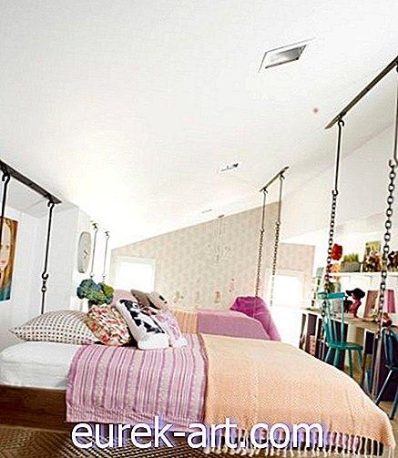 Kako izgraditi viseći krevet-stručni savjet