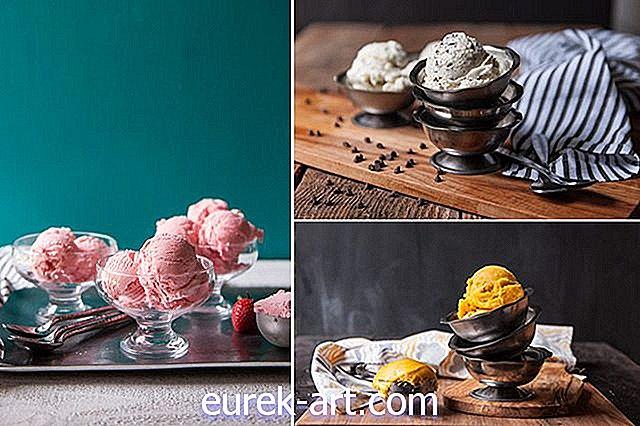 Kako narediti domače sladolede, ki jih boste želeli jesti vsak dan