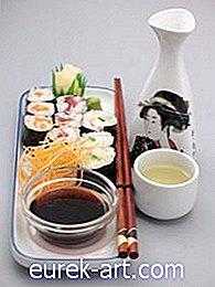 ruoka juoma - Ruoat, joissa on paljon Kojic-happoa
