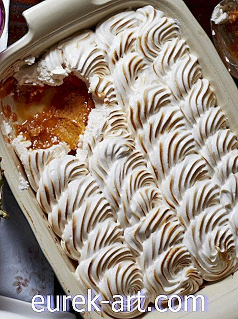 makanan & minuman - Maple Meringue Sweet Potato Casserole