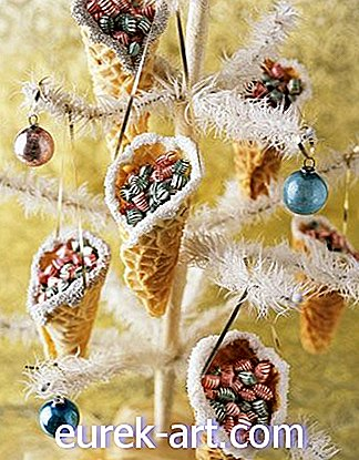 Pizzelle Candy Cones