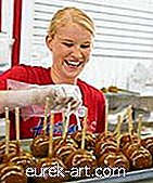 Caramel Candied Apples