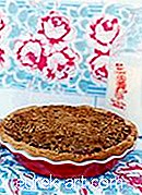 Cherry Crumble Pie