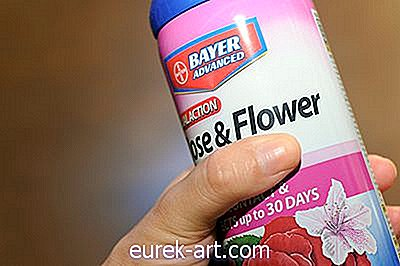 Bayer Advanced All in One Rose & Flower Care Instruktioner