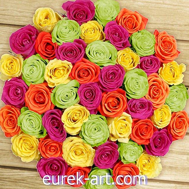 cadeaux - Costco vend 50 roses pour moins de 50 dollars pour la fête des mères