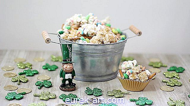San Patrick's Day Treat: Lucky Leprechaun Munch Ricetta