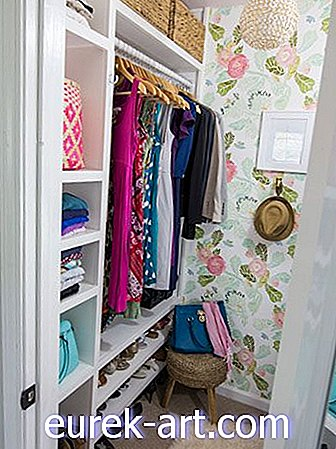 10 Creative Closet Makeovers
