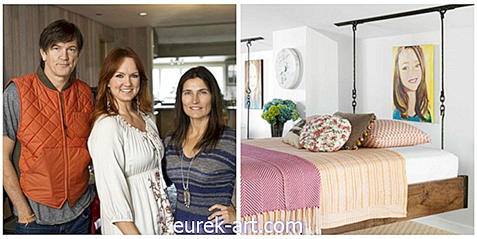 hemmamystra - Före och efter: The Novogratzes Make Over Ree Drummond's Bedroom