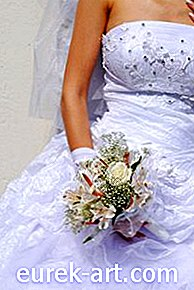 Come colorare un abito da sposa